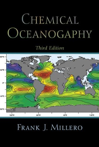 9780849322808: Chemical Oceanography, Third Edition (MARINE SCIENCE SERIES)