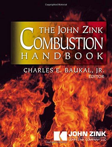 9780849323379: The John Zink Combustion Handbook (Industrial Combustion)