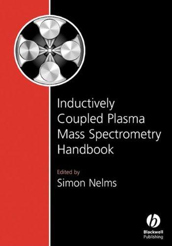 9780849323812: Inductively Coupled Plasma Mass Spectrometry Handbook