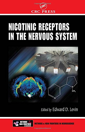 9780849323867: Nicotinic Receptors in the Nervous System (Frontiers in Neuroscience)