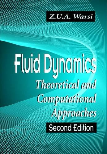 9780849324079: Fluid Dynamics: Theoretical and Computational Approaches, Second Edition