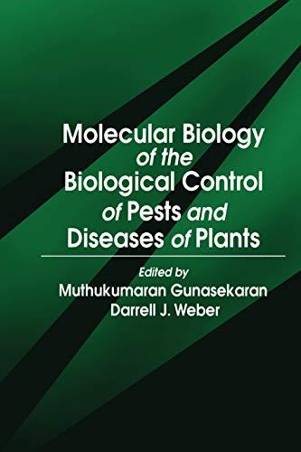 Molecular Biology of the Biological Control of: Muthukumaran Gunasekaran, Darrell
