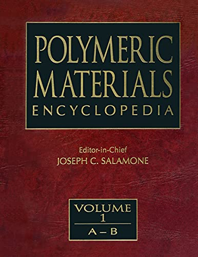 9780849324703: Polymeric Materials Encyclopedia, Twelve Volume Set