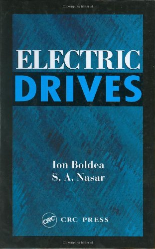 9780849325212: Electric Drives, Second Edition: CD-Rom Interactive (Electric Power Engineering Series)