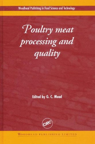 Poultry Meat Processing and Quality