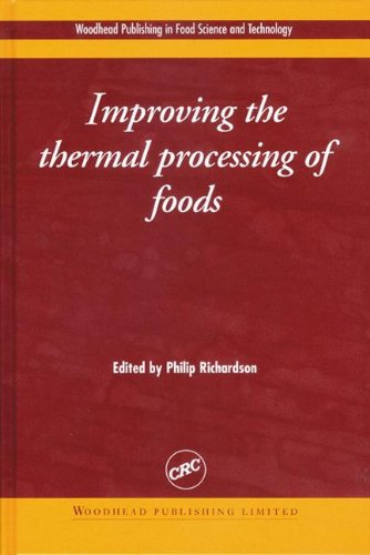 9780849325496: Improving the thermal processing of foods