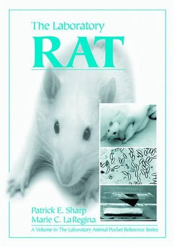 9780849325656: The Laboratory Rat / PlasticComb (Volume 12)