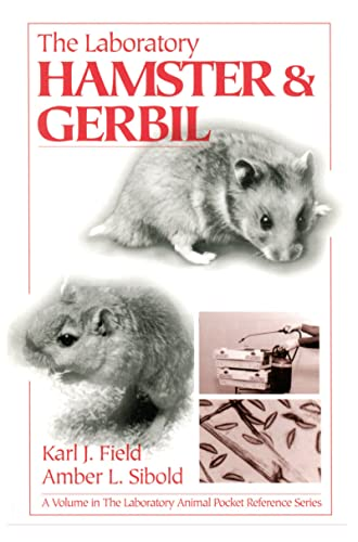 9780849325663: The Laboratory  Hamster and Gerbil