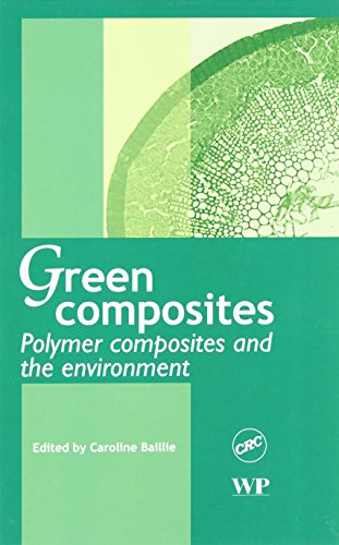 9780849325762: Green Composites: Polymer Composites and the Environment