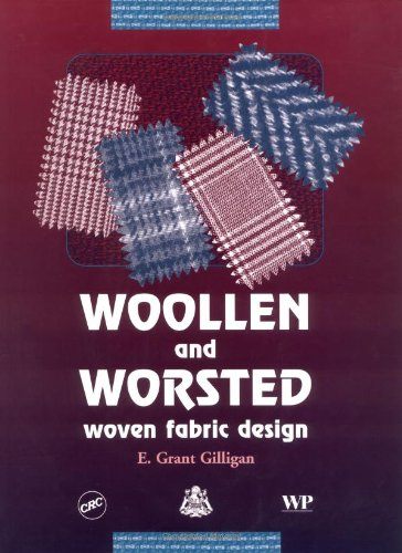 9780849325878: Woollen and Worsted Woven Fabric Design