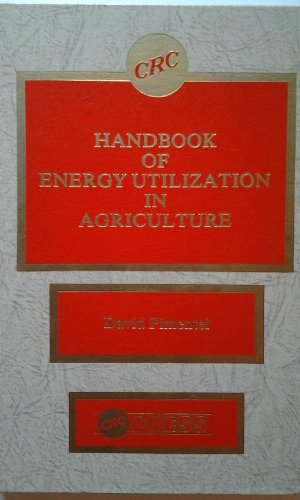 9780849326615: Handbook of Energy Utilization In Agriculture