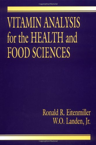 9780849326684: Vitamin Analysis for the Health and Food Sciences
