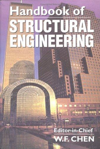9780849326745: Handbook of Structural Engineering