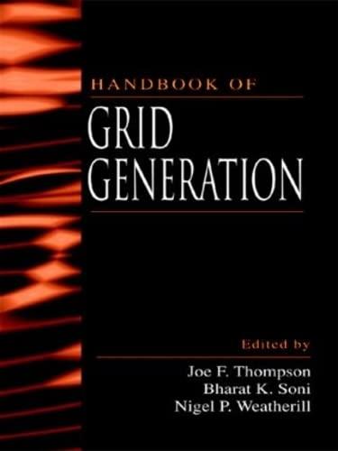 9780849326875: Handbook of Grid Generation