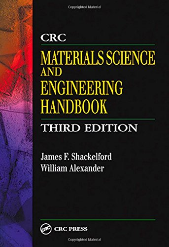 9780849326967: CRC Materials Science and Engineering Handbook, Third Edition