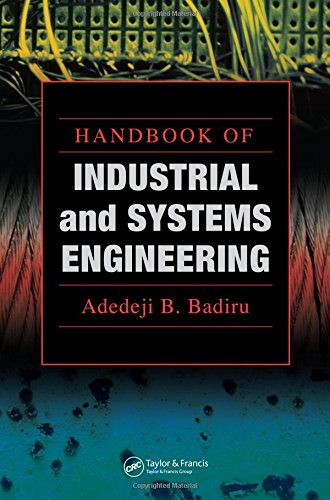 9780849327193: Handbook of Industrial and Systems Engineering (Systems Innovation Book Series)