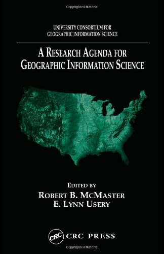 9780849327285: A Research Agenda for Geographic Information Science