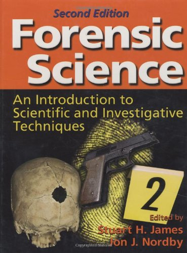 9780849327476: Forensic Science: An Introduction to Scientific and Investigative Techniques, 2nd edition (Volume 1)