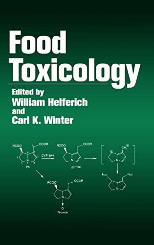 9780849327605: Food Toxicology
