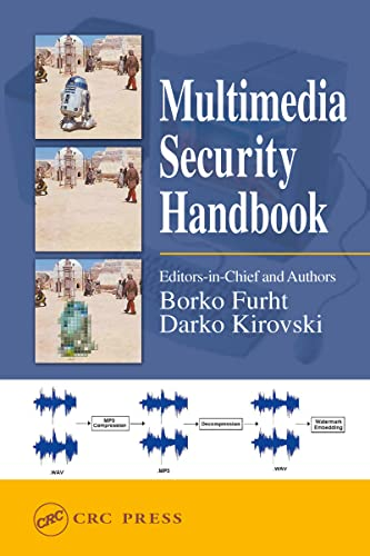 9780849327735: Multimedia Security Handbook
