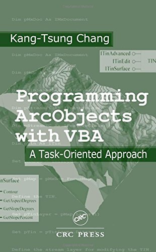 9780849327810: Programming ArcObjects with VBA: A Task-Oriented Approach