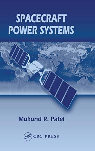9780849327865: Spacecraft Power Systems