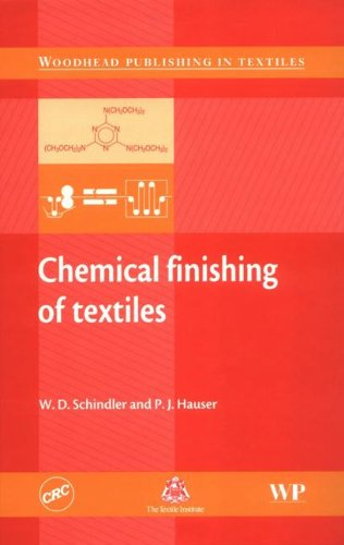9780849328251: Chemical Finishing of Textiles
