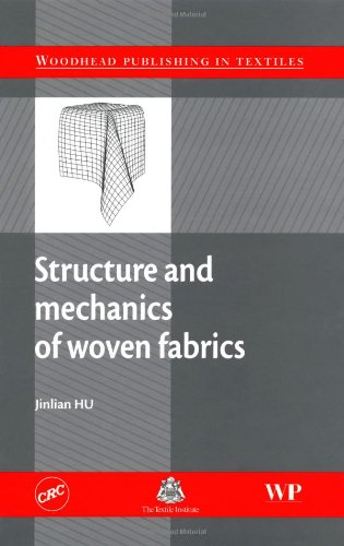9780849328268: Structure and mechanics of woven fabrics (Woodhead Publishing Series in Textiles)