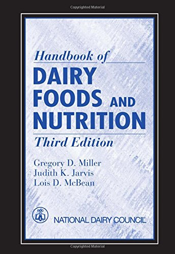 9780849328282: Handbook of Dairy Foods and Nutrition