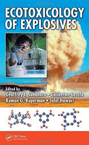 9780849328398: Ecotoxicology of Explosives