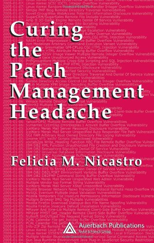 9780849328541: Curing the Patch Management Headache