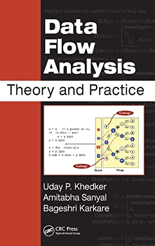 Data Flow Analysis : Theory and Practice: Uday P. Khedker, Amitabha Sanyal and Bageshri Karkare