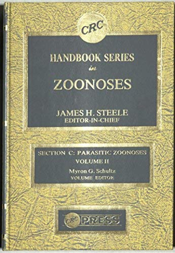 Hdbk Zoonoses Section C Parasitic Zoonoses: Steele, James H.