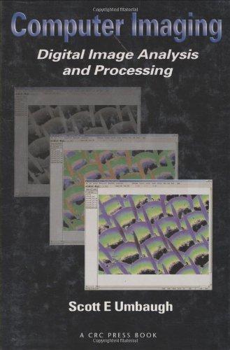 9780849329197: Computer Imaging: Digital Image Analysis and Processing