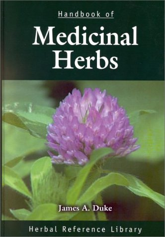 9780849329289: Handbook of Medicinal Herbs: Herbal Reference Library