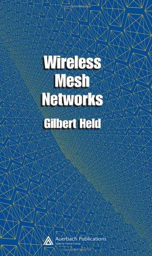 9780849329609: Wireless Mesh Networks