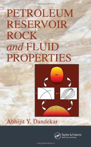 9780849330438: Petroleum Reservoir Rock and Fluid Properties