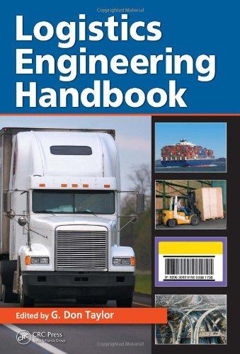 9780849330537: Logistics Engineering Handbook
