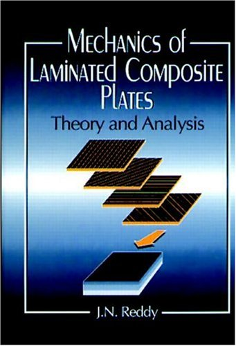 9780849331015: Mechanics of Laminated Composite PlatesTheory and Analysis