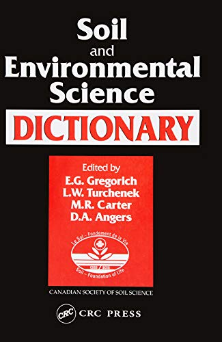 9780849331152: Soil and Environmental Science Dictionary