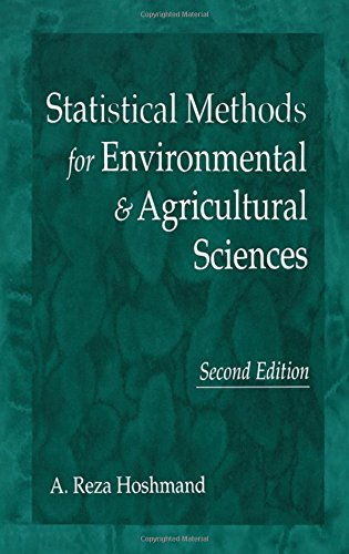 9780849331527: Statistical Methods for Environmental and Agricultural Sciences