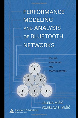 9780849331572: Performance Modeling and Analysis of Bluetooth Networks: Polling, Scheduling, and Traffic Control
