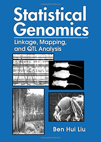 9780849331664: Statistical Genomics: Linkage, Mapping, and QTL Analysis