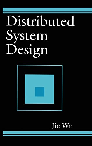 9780849331787: Distributed System Design