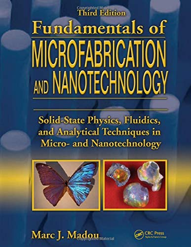 9780849331800: Fundamentals of Microfabrication and Nanotechnology, Third Edition, Three-Volume Set