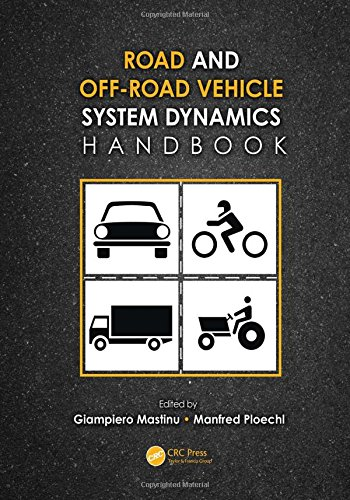 9780849333224: Road and Off-Road Vehicle System Dynamics Handbook