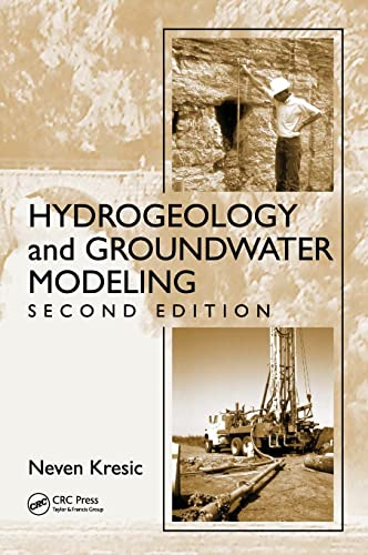 9780849333484: Hydrogeology and Groundwater Modeling