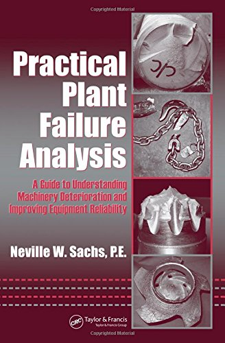 9780849333767: Practical Plant Failure Analysis: A Guide to Understanding Machinery Deterioration and Improving Equipment Reliability (Mechanical Engineering)