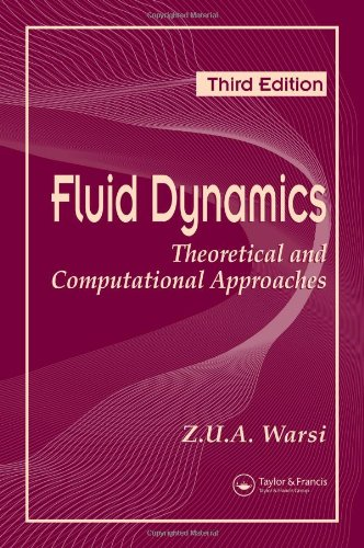 9780849333972: Fluid Dynamics: Theoretical and Computational Approaches, Third Edition