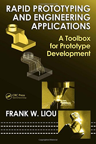 9780849334092: Rapid Prototyping and Engineering Applications: A Toolbox for Prototype Development (Mechanical Engineering)
